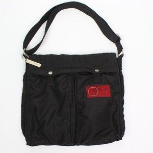 Polo Sport Ralph Lauren black messenger bag